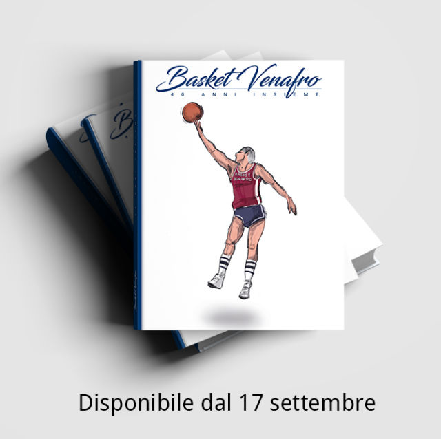 Basket Venafro – 40 anni insieme